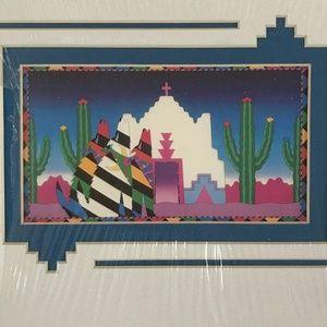 Tavlos Serigraph Sonny Boy New Mexico